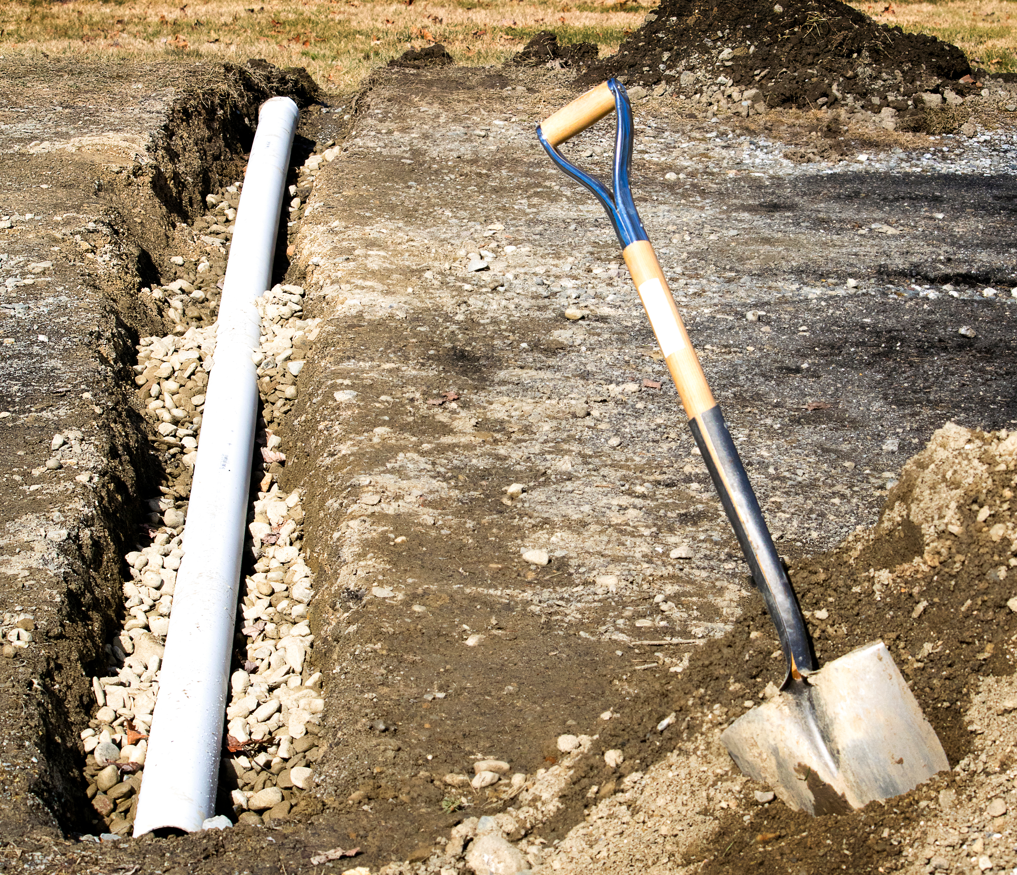 What is a French Drain System